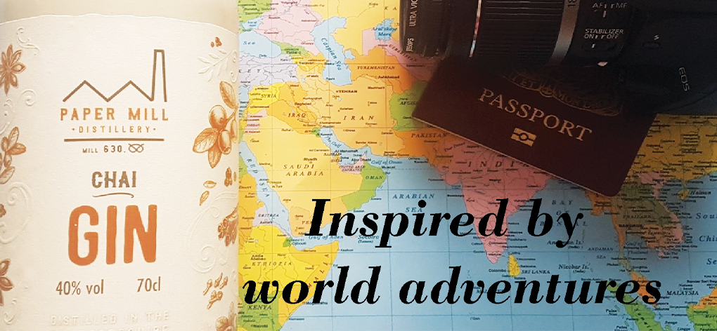 gin inspired by world adventures